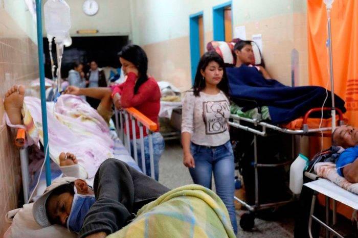 Crisis de salud está matando a los niños en Venezuela, según la ONU