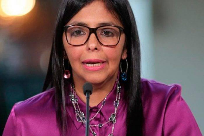 Delcy Rodríguez asegura que gira en China fortaleció acuerdos bilaterales