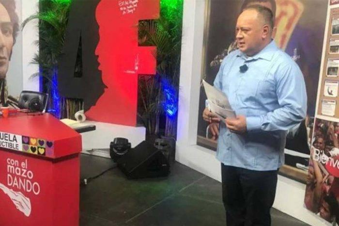 Cabello dice que hay más democracia en Venezuela que en España tras criticar a Felipe VI