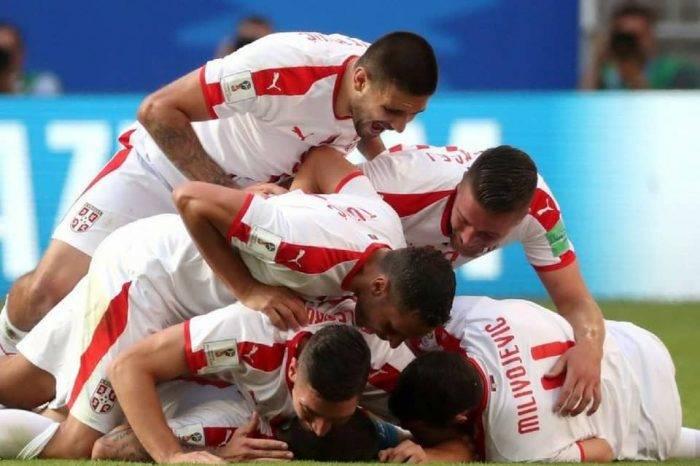Serbia derrotó 1-0 a Costa Rica