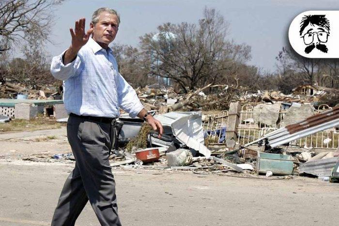 Bush damnificado, por Teodoro Petkoff