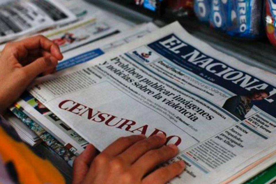 El Nacional. Foto: El Mercurio web