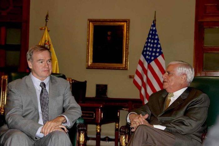 Nuevo encargado de negocios de EEUU se reunió con directiva de la AN