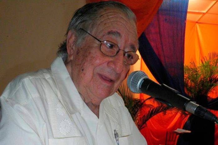 El locutor Peter Taffin falleció este martes