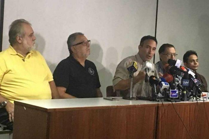 Frente Amplio convoca a una nueva protesta nacional el 8 de junio