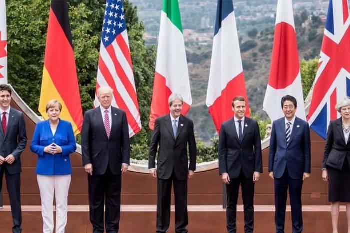 G7 expresó su preocupación por violación de derechos humanos en Venezuela