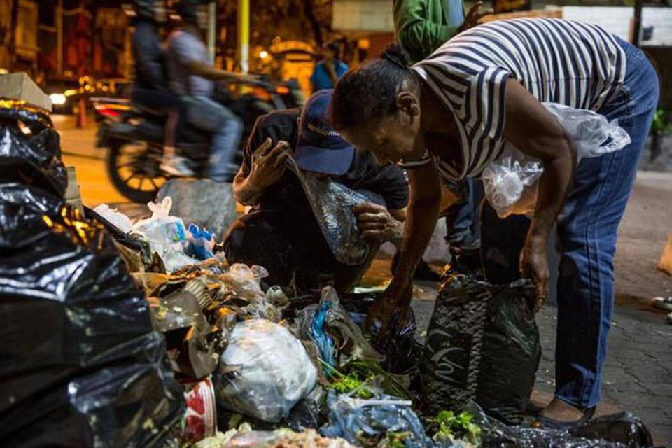 Hambre: Foto: El Mundo