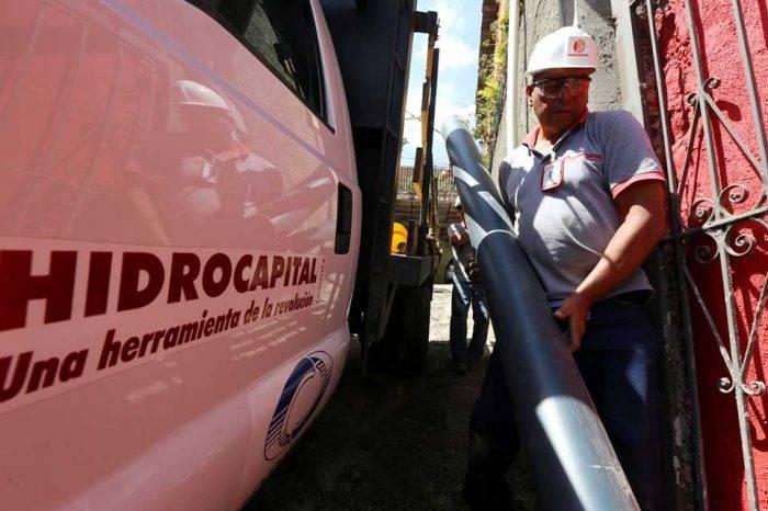 Falla de Hidrocapital deja sin agua a cinco municipios de Caracas
