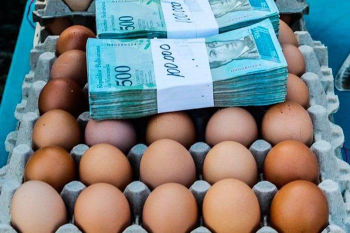 Canasta alimentaria familiar aumentó 30.663% desde junio de 2017
