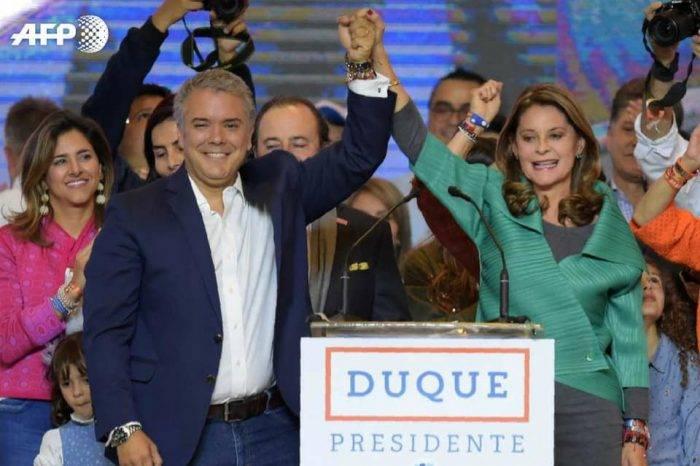 """Iván Duque anuncia """"correcciones"""" al pacto de paz con las FARC"""