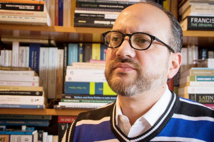 """John Magdaleno: """"Los militares suelen ser interlocutores para restituir la democracia"""""""