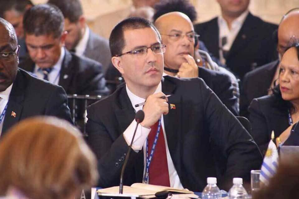 Jorge Arreaza OEA