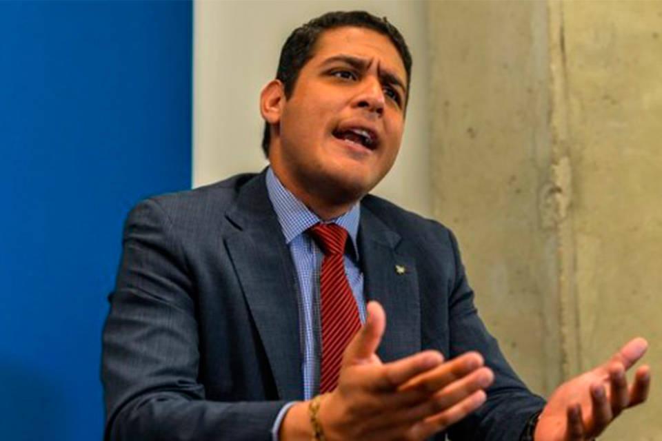 José Manuel Olivares denuncia extravío de pruebas PCR