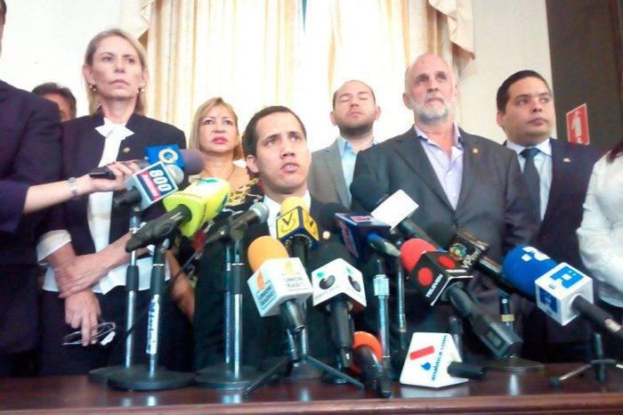 Guaidó: expulsión de Florido fue por diferencias con el partido y la Unidad