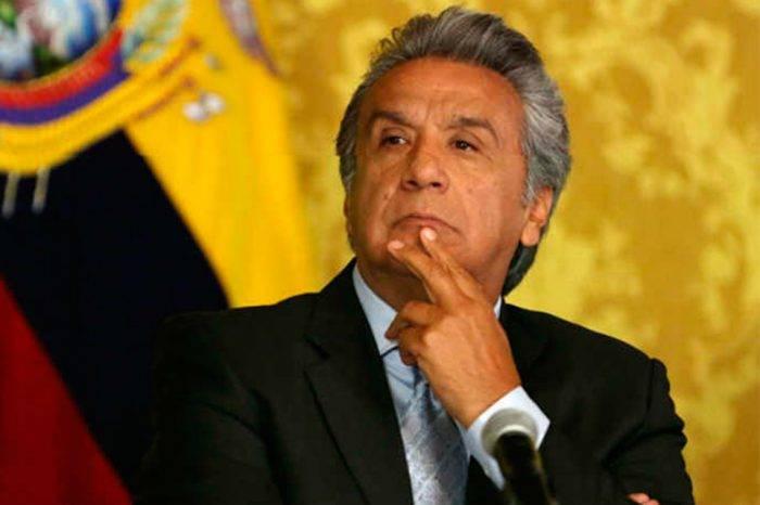 Lenin-Moreno-Nuevo-Canciller Ecuador Valencia