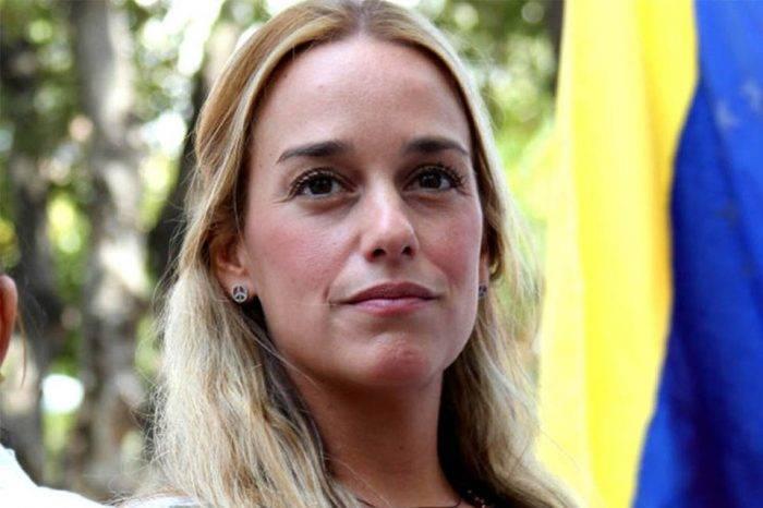 Lilian Tintori agradeció apoyo al gobierno socialista español