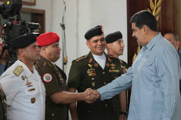 Maduro denuncia un plan desestabilizador desde Colombia