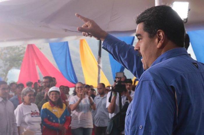 Maduro anuncia que se habilitarán 10 terrenos en Caracas para construir viviendas