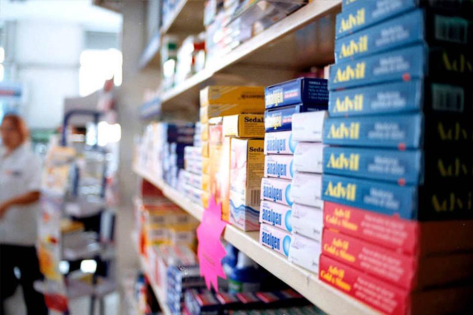 Sube la venta de medicinas