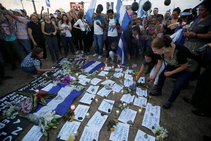 18 denuncias de asesinatos ha recibido CIDH en Nicaragua en una semana de trabajo
