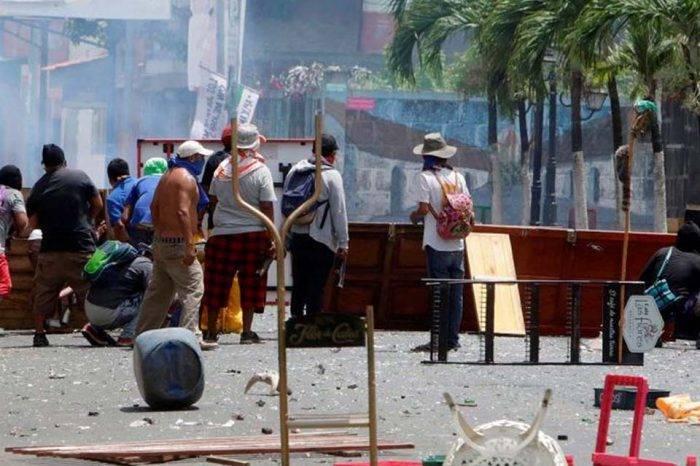 Nicaragua se paraliza por 24 horas mientras se espera por la respuesta de Ortega