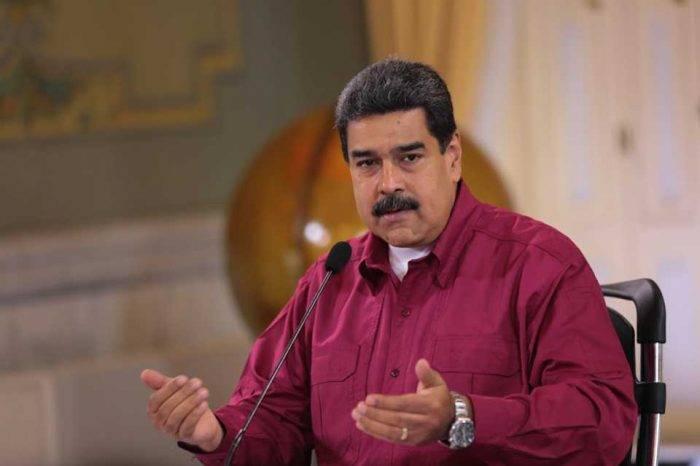Maduro sobre presos políticos: que salgan todos los que tienen que salir