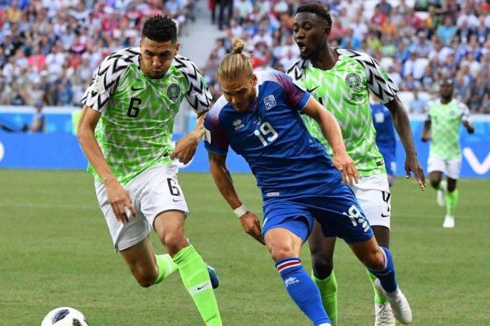 Musa inspira a Nigeria en la victoria 2-0 frente a Islandia