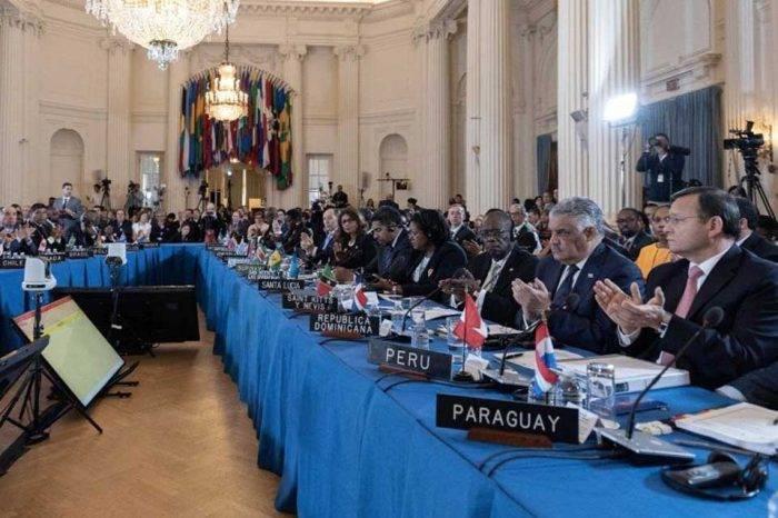 Países de la OEA celebran proclamación de Guaidó y piden elecciones en Venezuela