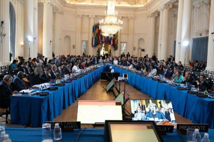 OEA convocó sesión extraordinaria para tratar crisis en Nicaragua