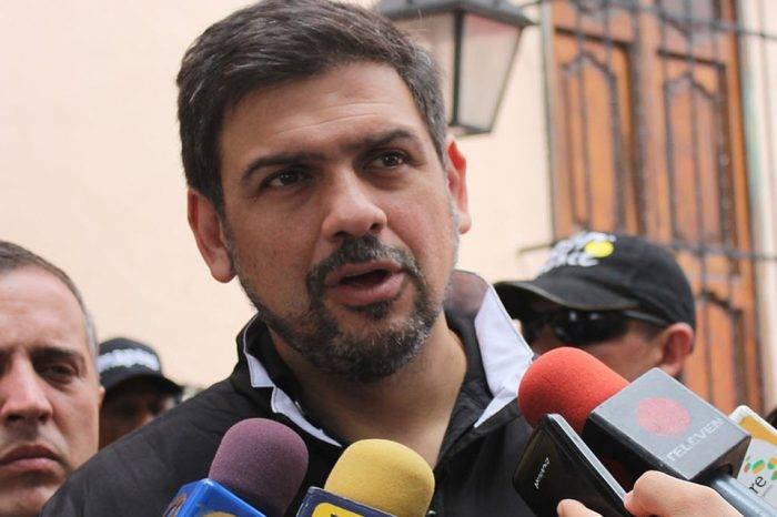 Alcalde Rangel Ávalos pide a la Contraloría General investigar gestión de Ocariz