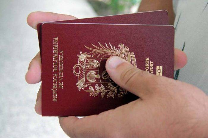 Sobrinos Flores no portaban pasaportes diplomáticos cuando fueron detenidos