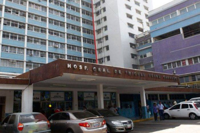 ¿Ingresaron niños con peritonitis en el Hospital Pérez Carreño por tomar Fructus?