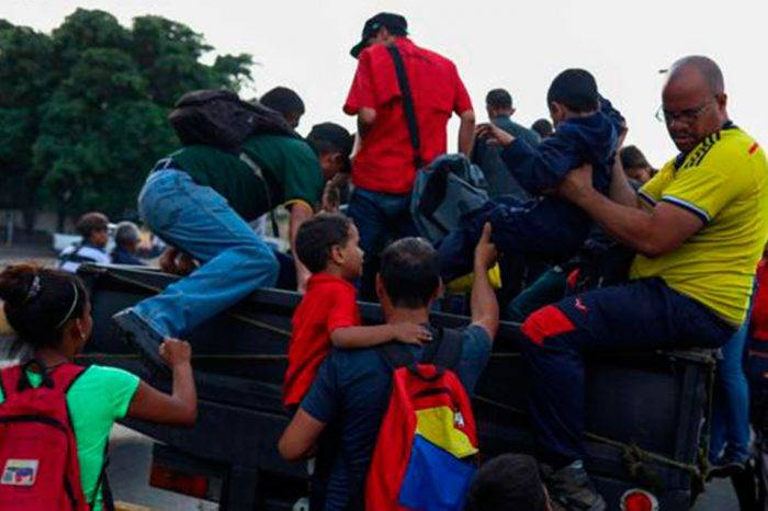 "La ""vitrina"" revolucionaria en Guayana"