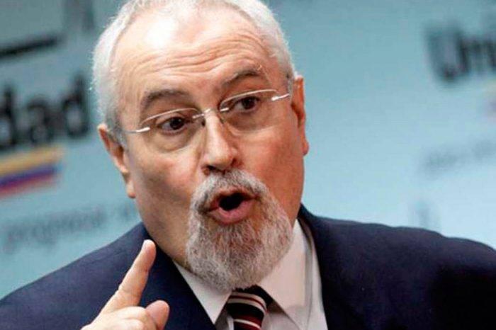 Aveledo: es obligatorio que la nueva Constitución sea aprobada en referendo por el pueblo