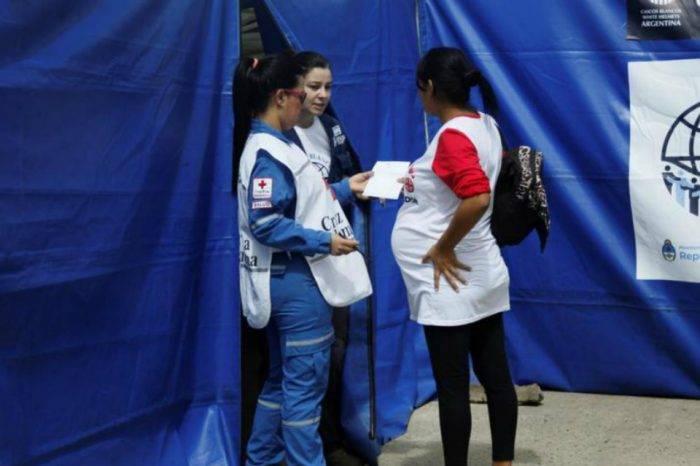 Cascos Blancos preocupados por desnutrición de niños venezolanos que llegan a Colombia