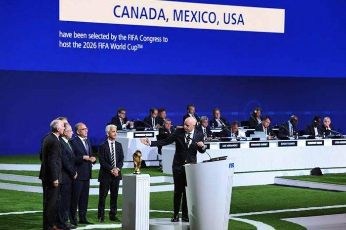 EEUU, México y Canadá organizarán Mundial 2026