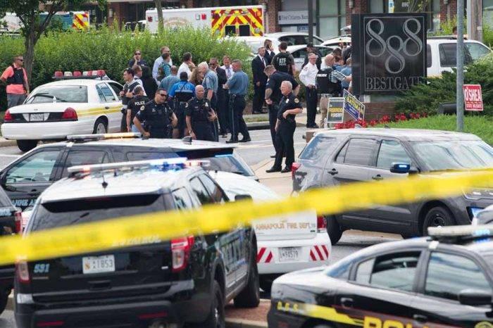 Tiroteo en periódico de Maryland, EEUU, deja varios muertos y heridos