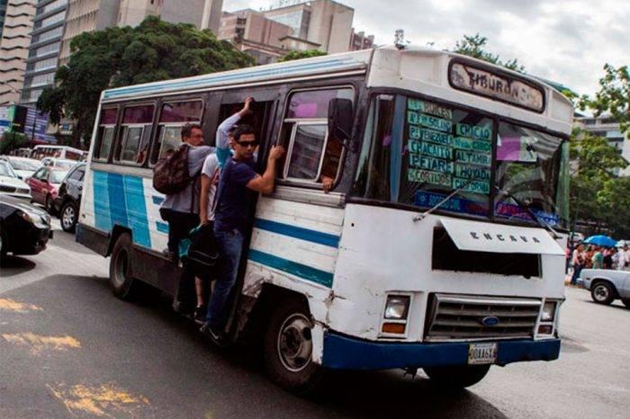 Transportistas rechazaron acudir al censo convocado para este fin de semana