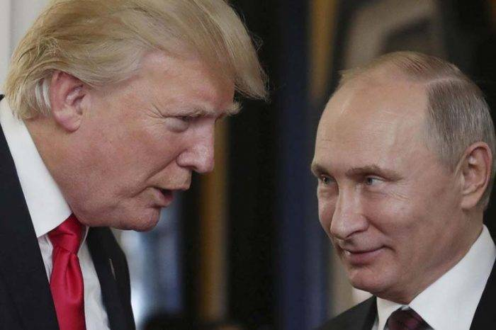 Trump pide a Putin que colabore para que exista una transición en Venezuela
