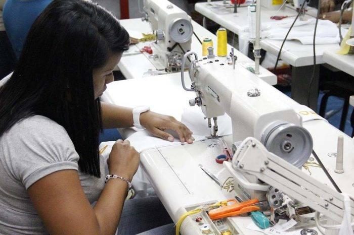 industria del vestido