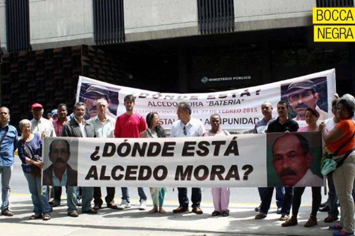 40 meses sin saber de Alcedo Mora y los hermanos Vergel. Siguen desaparecidos