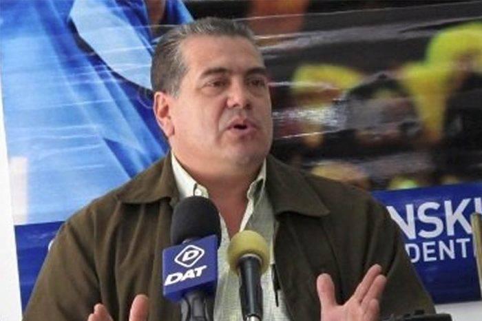 Daniel Santolo: nueva plataforma opositora será anunciada en los próximos días