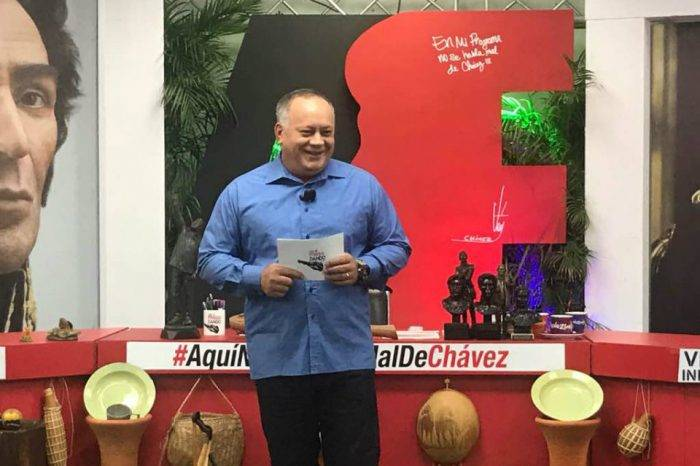 Cabello asegura que el triunfo de Obrador en México representa un fracaso para EEUU