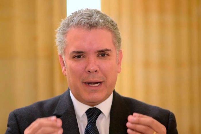 Duque confirma que desde Cúcuta enviarán medicinas y enseres para Venezuela