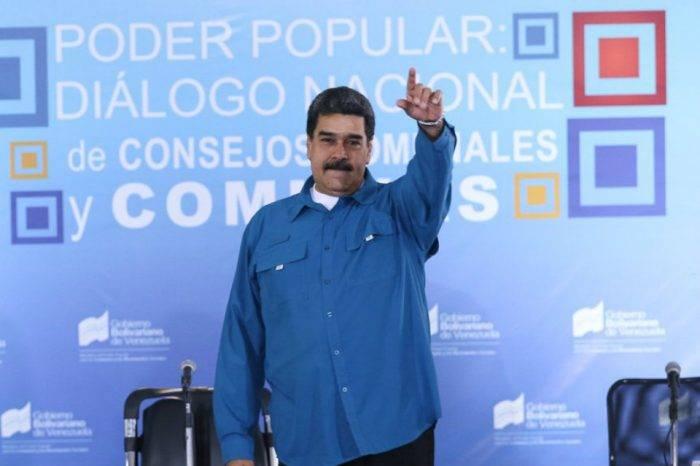 """Maduro anuncia """"el principio del fin para la derecha imperialista"""""""