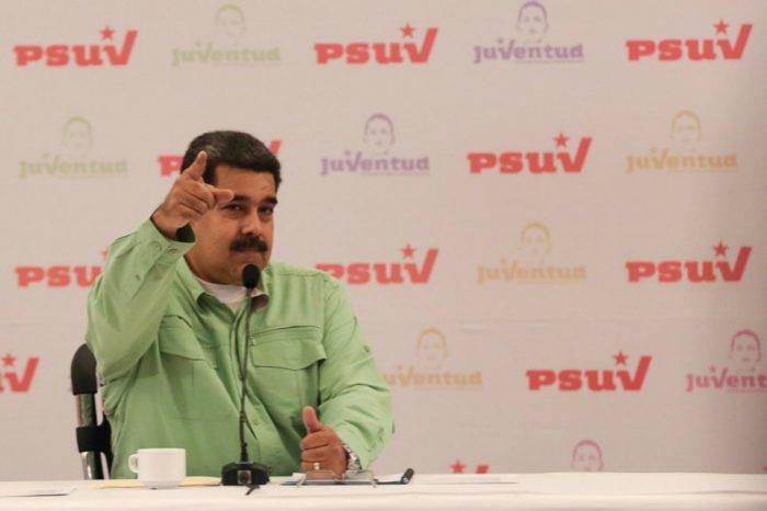 Maduro dará a conocer renovación de su gabinete en los próximos días