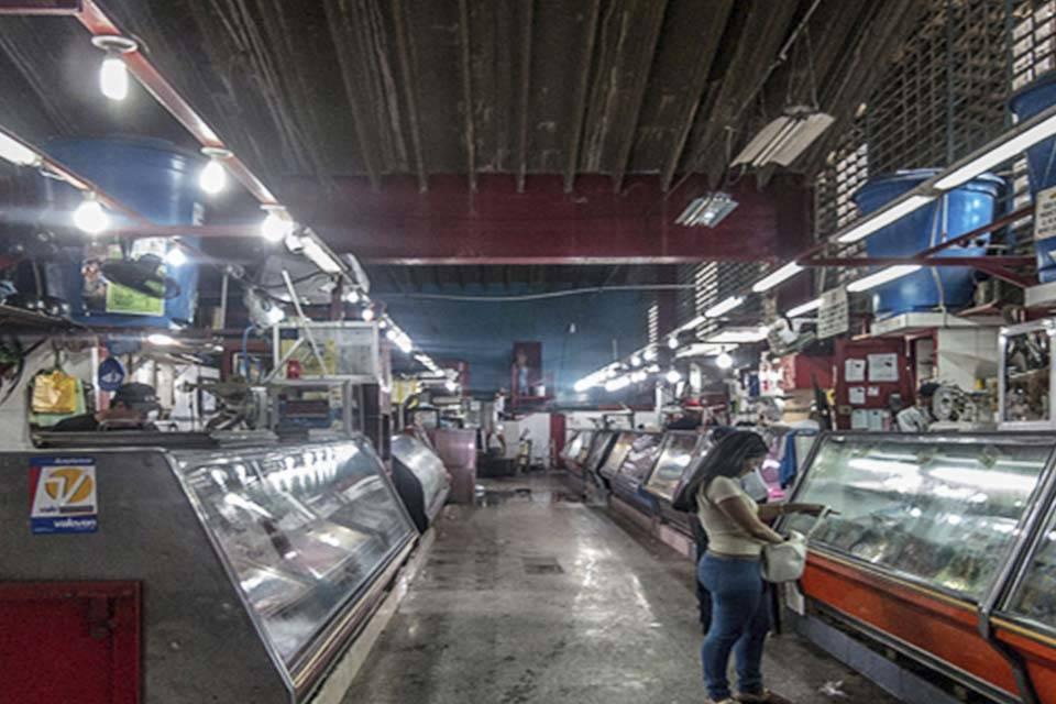 mercado la Guaira
