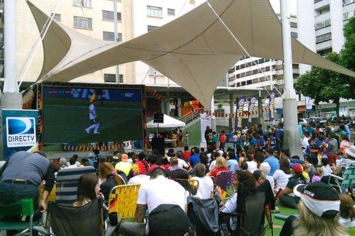 Ver el Mundial con 10 cervezas, por Reuben Morales