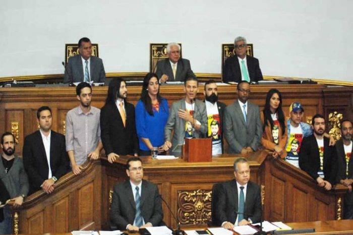 Liberación de los presos políticos sigue llenando la agenda de la AN