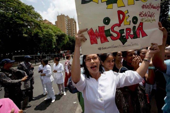En mayo se registraron 850 protestas en Venezuela